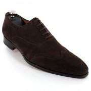chaussures homme daim